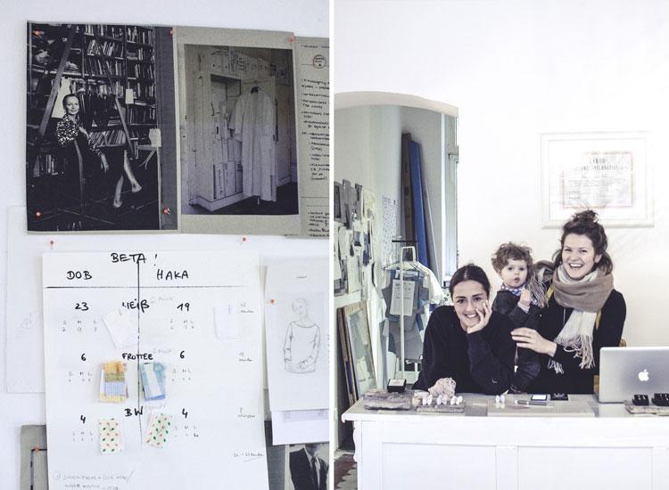 EN SKATT: Karakulowa er kombinerte butikk og designstudio til designeren Lilija Meier.
