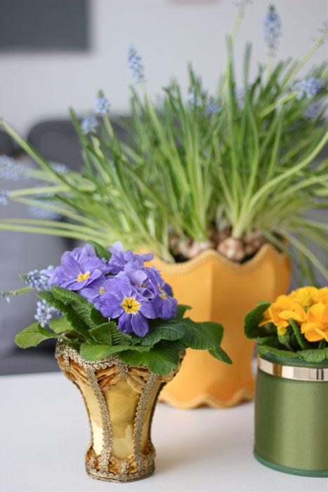 GJENBRUK Har du lyst på litt forandring i hjemmet? Sett sammen kjente elementer til en ny ting. FOTO: Stina Andersen / Fru Andersen