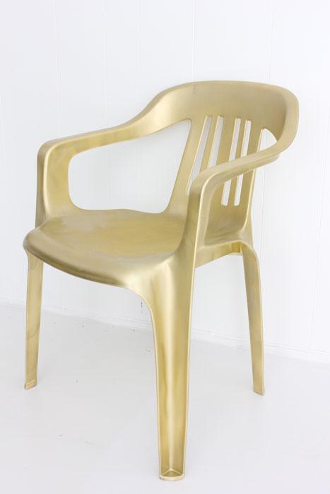 ETTER: Stolen er pimpet opp og klargjort for en ny sesong! FOTO: Stina Andersen / Fru Andersen