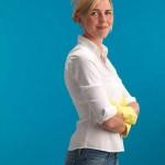 Elisabet Høye, forfatter av vaskeboken «Ren glede». FOTO: BILLYBONKERS