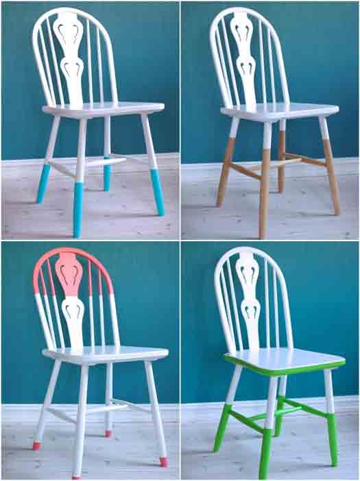VARIASJON: Det er mange ulike måter å variere dekorfargen på. FOTO: Tora Jervidalo / Selvlaget