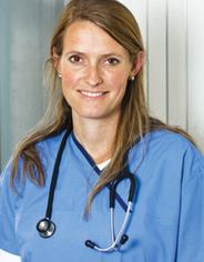 Hilde Røssland, veterinær