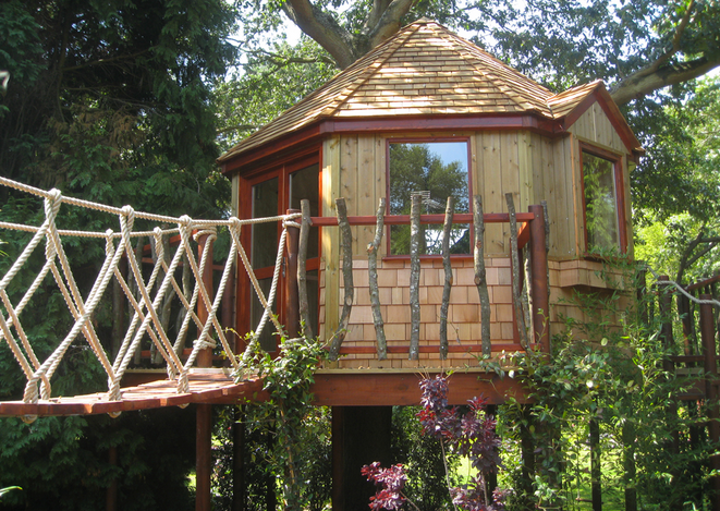 FOTO: highlifetreehouses.co.uk