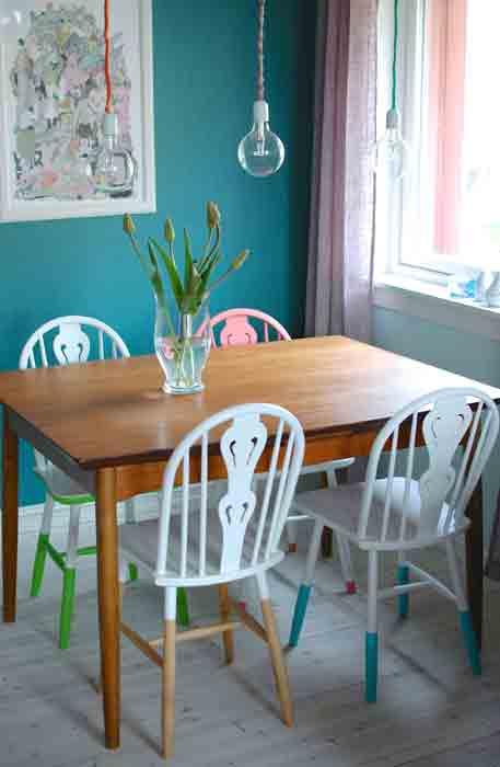 male gammel stol