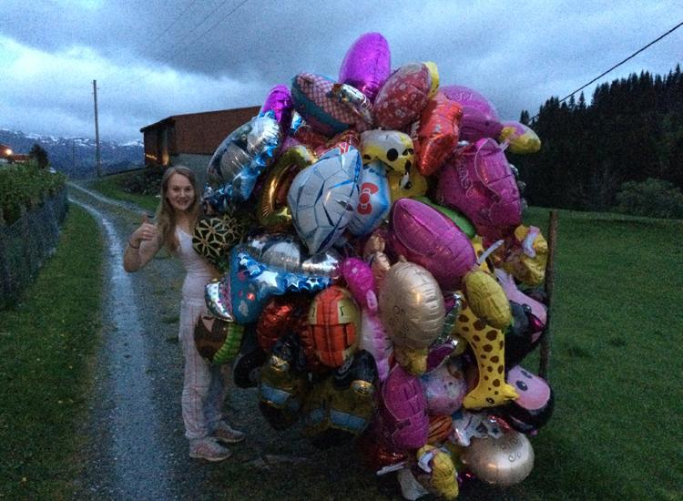 ballongerrett