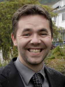 ULVIK-ORDFØRER: Hans Petter Thorbjørnsen. FOTO: Rune Sævig