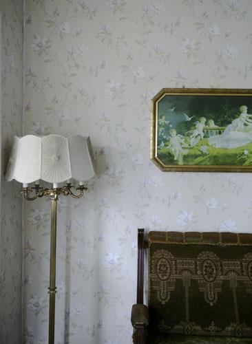 UNIKT: Hvert eneste værelse har sitt eget, særpregede møblement. FOTO: Gidske Stark