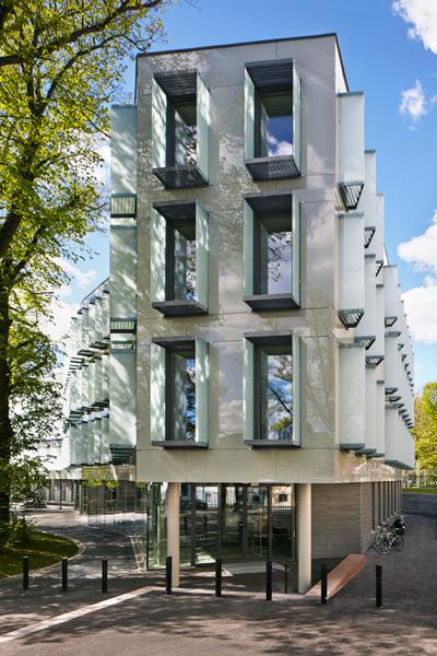 arkitekter oslo bolig