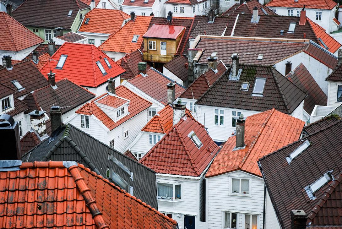 OPP, OPP, OPP: Prisene i Bergen stiger. FOTO: Flickr-brukeren Magnus Halsnes, gjengitt med Creative Commons-lisens