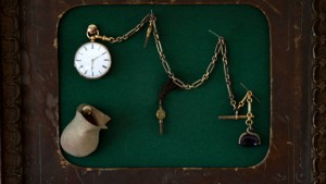 GODT OG GAMMELT: Det gamle lommeuret fra 1880 fungerer fortsatt.